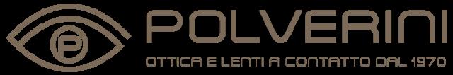 Ottica Polverini - Ottica e lenti a contatto dal 1970 a Genova - Logo