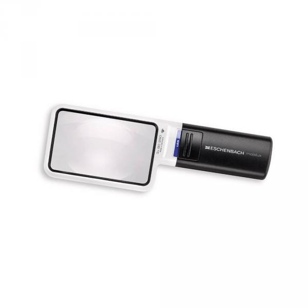 Lente d'ingrndimento Mobilux LED rett. 3X